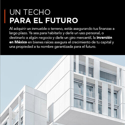 Un techo para el futuro