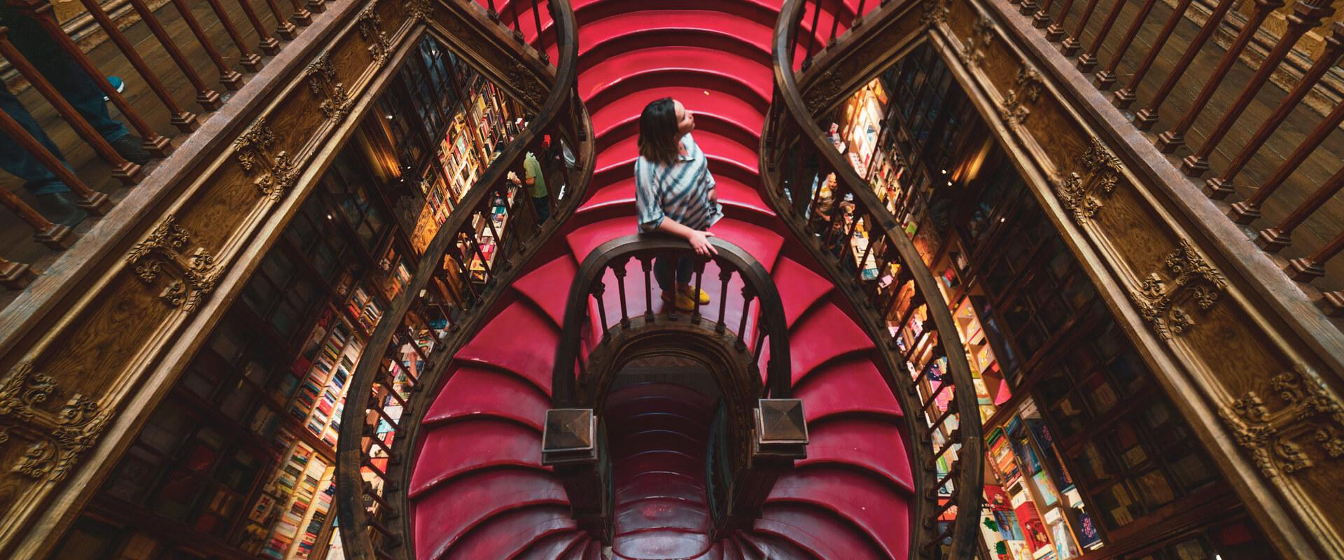 Las 10 escaleras más raras y famosas del mundo